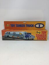 1994 Sunoco Toy Tanker Truck New Sealed In Original Box