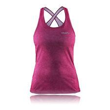 Atmungsaktive Damen-Tanktops aus Polyester fürs Laufen