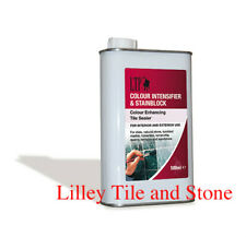 LTP Colour Intensifier and Stain Block Sealer 500ml Tin for Natural Stone Tiles