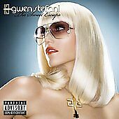 GWEN STEFANI - THE SWEET ESCAPE 2006 cd 12 songs Mint