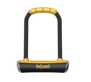 Onguard Pitbull Std 115 X 230Mm Bike Bicycle U-Lock  Carry Bracket Included