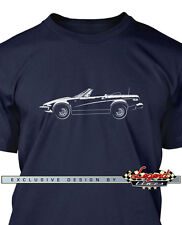 Triumph TR8 Convertible T-Shirt for Men - Multiple Colors & Sizes - British Car