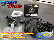 "AEM 30-0334 X-Series OBDII Wideband UEGO AFR Sensor Controller Gauge 2 1/16"""