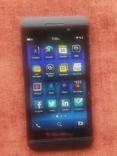 BlackBerry Z10 - 16Gb - Black (At&T) Smartphone in Excellent Condition