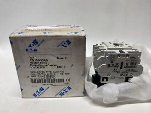 NEW Eaton Cutler Hammer CN15BN3AB Contactor Size 0