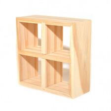 Dolls House 4226 Kisten für Regal rot//weiß 1:12 für Puppenhaus NEU # 4 Stück