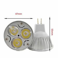 Led Bulb MR16 GU10 E27 E14 Spot Lights 3W/4W/9W/12W/15W White Lamp 110V 220V 12V