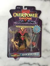 1996 ToyBiz Marvel Overpower Power Surge ADAM WARLOCK Figure MOC