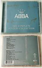 ABBA The Complete Singles Collection/33 Hits mit 3 x deutsch ..Polydor DO-CD TOP