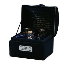 ANGEL MUSICAL POEM BOX PERSONALISED GIFT MOTHER MUM guardian angel | Cellini #1