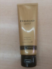 BEBE GOLD BODY LOTION 2.5 OZ/ 75 ML NEW IN TUBE AS PICTURED