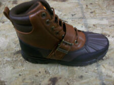 Men's Vikings Irving High Brown/Black Boots Size 10 Brand New!