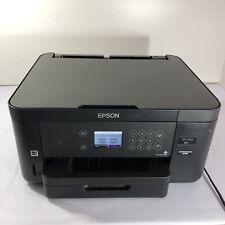 Epson Expression Home XP-5105 Print/Scan/Copy Wi-Fi Printer, Black AA