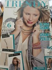 Trendiy Art Create Your Own Beaded Chain Jewelry Brand New In Box