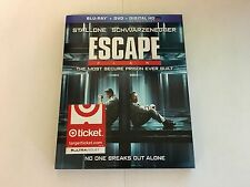 Escape Plan w/Slipcover Blu-ray