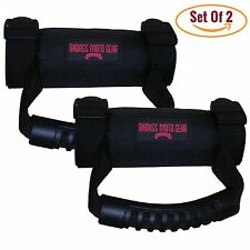 ATV & UTV Grab Handle Roll Bars Cages fun Accessories Badass MotoGear 2 Pack US