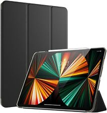 "For Apple iPad Pro 12.9 (2021) Case Premium Smart Book Stand Cover 12.9"""
