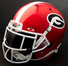 GEORGIA BULLDOGSFootball Helmet
