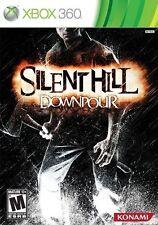 Silent Hill: Downpour (Microsoft Xbox 360, 2012) Mint Complete