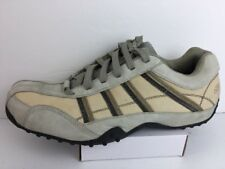 Men's Skechers Shoes Urban Track Toa Tan Leather Oxford SN 60449 Size US 12 P027