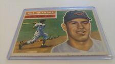 1956 TOPPS #80 Gus Triandos EX CONDITION VINTAGE Baseball Card Baltimore Orioles