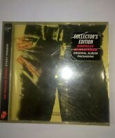 ROLLING STONES CD STICKY FINGERS COLLECTOR'S EDITION LIMITED RARO FUORI CATALOGO