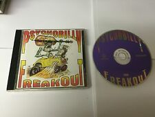 Psychobilly Freakout CD by CDREAL AL0202219 RUSSIAN PRESS CD
