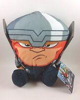 "The Avengers Marvel Comics 10"" Super Hero Thor Plush Figure Stuffed Doll Toy"
