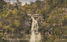 ABERFELDY Falls of Moness Postcard nr Pitlochry PERTHSHIRE Valentine & Sons Ltd.