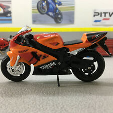 Yamaha YZF R7 1:18 Scale Die-cast Model Motorcycle Bike