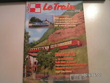 **e Le train n°256 X 280 touristiques / BB 16502 / BB 63000