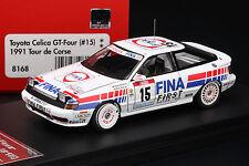 Toyota Celica GT-Four (#15) 1991 Tour de Corse *FINA* - HPI #8168 1/43