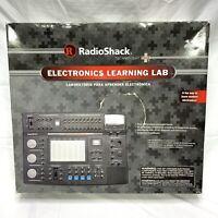 Brand New Radio Shack Technology Plus Electronics Learning Lab (28-027)