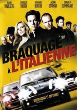 Braquage à l'italienne DVD NEUF SOUS BLISTER
