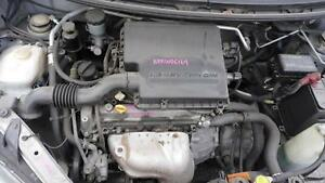 DAIHATSU YRV ENGINE 1.3L K3-VE DOHC 16V WAGON 07/01-06/04 01 02 03 04