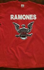 The Ramones T-Shirt / Punk Rock / Official / Blondie / The Clash / New York