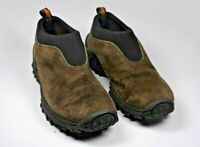 Merrell Womens Orbit Moc Gunsmoke Shoes Size 8.5 Suede Loafers Outdoor Trail