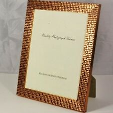 Modern Copper/Bronzed Mosaic Photo/Picture Frame - Various Sizes available