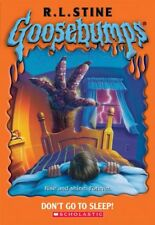 Goosebumps #54: Dont Go to Sleep!