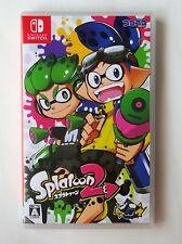 SPLATOON 2 Coro Coro Edition [ Region-Free / English ] Nintendo Switch