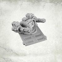 Legionary APC Turret: Twin Minigun Kromlech Resin KRVB025