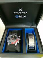 Seiko Prospex Chronograph Divers Limited Edition Solar Mens Watch Auth Works