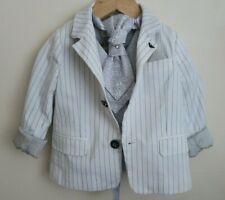 Armani jacket Kid's Toddler Baby Infant smart christening blazer vest 2 y.o 24m