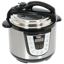 4L Digital Pressure Meat, Rice, Chicken, Cake Cooker (Feat. LCD Diplsay)