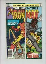 "IRON MAN #144  Marvel 1981  ""Sunfall"" +"" Apocalypse Then""   ROMITA JR/LAYTON"