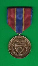 US ARMY OF OCCUPATION GOVERNMENT OF CUBA MEDAL