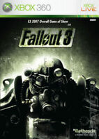 Xbox 360 Fallout 3 Xbox 360 / Xbox One - Same Day Dispatch via FAST Delivery