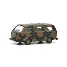 Schuco 452636600 VW T3 BUS Bundeswehr scala 1:87 NUOVO !°