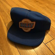 Vintage Billy Beer Billy Cater Mesh Snap Back Hat Made In USA