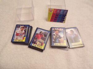 1991 LG Lot Nascar Cards Maxx Race Cards
